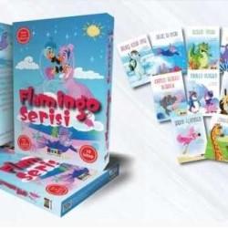 1. Sınıf Hikaye Kitabı Flamingo Serisi 10 Kitap Öykü Yayınları