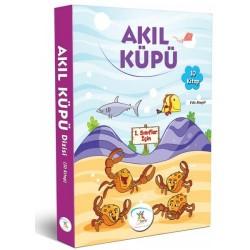 1. Sınıf Hikaye Kitabı Seti 20 kitap Akıl Küpü Bilge Salyangoz 5 Renk Yayınları