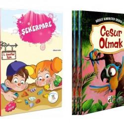 1. Sınıf Hikaye Kitabı Seti 20 kitap Şekerpare Güçlü Karakter Serisi