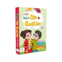 1. Sınıf Hikaye Kitabı Seti Değerli Can Dostum 15 Kitap 5 Renk