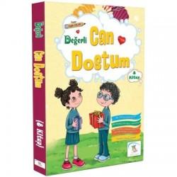 1. Sınıf Hikaye Kitabı Seti Değerli Can Dostum 8 Kitap 5 Renk