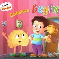1. Sınıf Sesli Hikaye Okuma Kitabı 10 Kitap Benim Vücudum Üçgen Çocuk