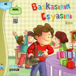1. Sınıf Sesli Hikaye Okuma Kitabı 10 Kitap Ne Yapalım Nasıl Davranalım Üçgen Çocuk