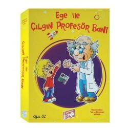 2. Sınıf Hikaye Kitabı 8 Kitap Ege ile Çılgın Profesör Bani Gizemli Bahçe