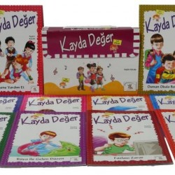 2. Sınıf Hikaye Kitabı Seti 20 kitap ( Kayda Değer + Saygıdeğer ) 5 Renk