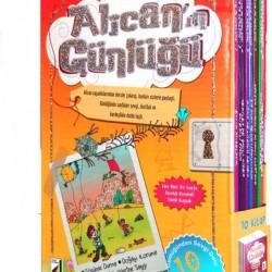 2. ve 3. Sınıf Hikaye Kitabı 10 Kitap Alican'ın Günlüğü Damla Yayınevi