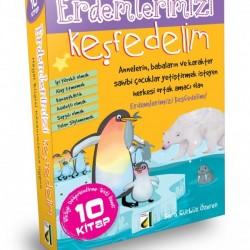2. ve 3. Sınıf Hikaye Kitabı Erdemlerimizi Keşfedelim 10 Kitap Damla Yayınevi