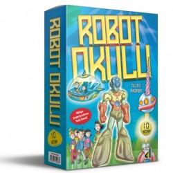 2. ve 3. Sınıf Hikaye Kitabı Robot Okulu 10 Kitap Damla Yayınevi