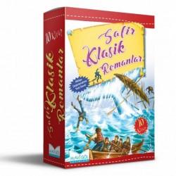 3,4,5. Sınıf Hikaye Kitabı Safir Klasik Romanlar 10 Kitap Damla Yayınevi