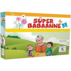 3. Sınıf Hikaye Kitabı Seti Süper Babaanne 10 Kitap 5 Renk
