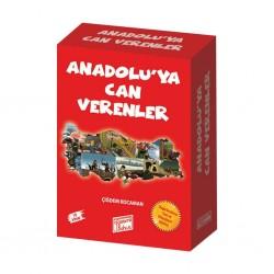 3. ve 4. Sınıf Hikaye Kitabı 10 Kitap Anadolu'ya Can Verenler Gizemli Bahçe