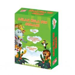 3. ve 4. Sınıf Hikaye Kitabı 10 Kitap Aslan Kula'nın Ormanı Gizemli Bahçe