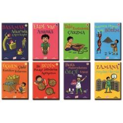 3. ve 4. Sınıf Hikaye Kitabı 8 Kitap METEmatik Gizemli Bahçe