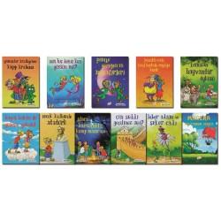 4. Sınıf Hikaye Kitabı 10 Kitap Macera Geliyorum Demez Gizemli Bahçe