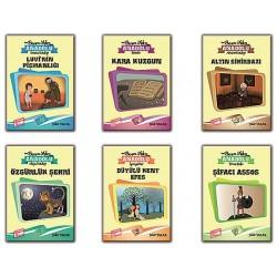 4. Sınıf Hikaye Kitabı 6 Kitap Benim Adım Anadolu Gizemli Bahçe