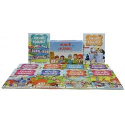3. Sınıf Hikaye Kitabı Seti Düşler Kulübü 10 Kitap 5 Renk