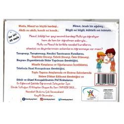 3. Sınıf Hikaye Kitabı Seti Nezaket Okulu 10 Kitap 5 Renk