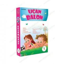 1. Sınıf Hikaye Kitabı Seti Uçan Balon 15 Kitap 5 Renk