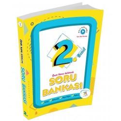 5 Renk Yayınevi 2. Sınıf Tüm Dersler Soru Bankası