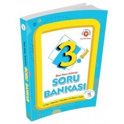 5 Renk Yayınevi 3. Sınıf Tüm Dersler Soru Bankası