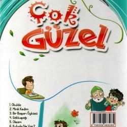 5 Renk Yayınevi Çok Güzel Hikaye Seti 10 Kitap
