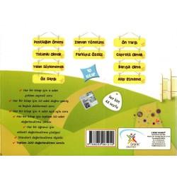 5 Renk Yayınevi Süper Babaanne Hikaye Seti 10 Kitap