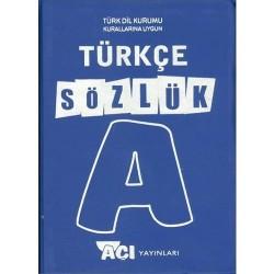 Açı Türkçe Sözlük