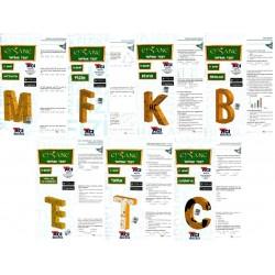 Açı Yayınları 11. Sınıf Efsane Çek Kopart Yaprak Test Seti 7 Test