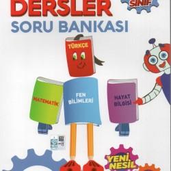 Açı Yayınları 3. Sınıf Temel Dersler Soru Bankası