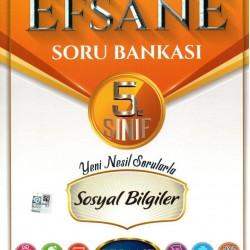 Efsane Yayınları 5. Sınıf Sosyal Bilgiler Soru Bankası