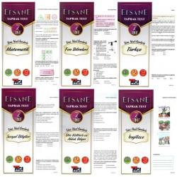 Açı Yayınları 7. Sınıf Efsane Çek Kopart Yaprak Test Seti 6 Test