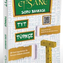 Açı Yayınları TYT Türkçe  Efsane Soru Bankası