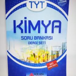 Açık Ara Yayınları TYT Kimya Soru Bankası Dergi Seti