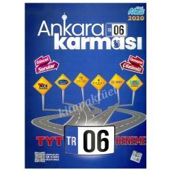 Ankara Karması 06 Yeni Nesil TYT 6'lı Paket Deneme Seti