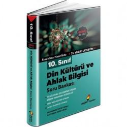 Aydın 10. Sınıf Din Kültürü ve Ahlak Bilgisi Konu Özetli Soru Bankası