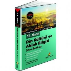 Aydın 11. Sınıf Din Kültürü ve Ahlak Bilgisi Konu Özetli Soru Bankası