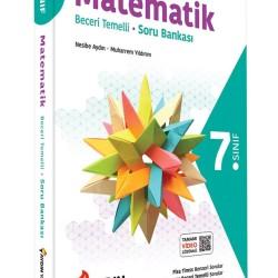 Aydın 7. Sınıf Yeni Nesil Beceri Temelli Matematik Soru Bankası