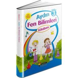 Aydın Yayınları 3. Sınıf Fen Bilimleri Kitabım