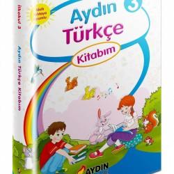 Aydın Yayınları 3. Sınıf Türkçe Kitabım
