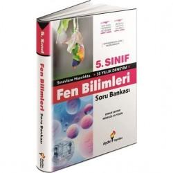 Aydın Yayınları 5. Sınıf Fen Bilimleri Soru Bankası