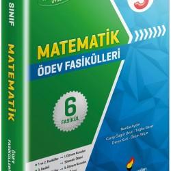 Aydın Yayınları 5. Sınıf Matematik Ödev Fasikülleri