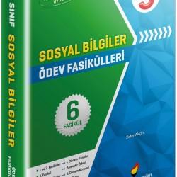 Aydın Yayınları 5. Sınıf Sosyal Bilgiler Ödev Fasikülleri