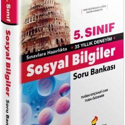 Aydın Yayınları 5. Sınıf Sosyal Bilgiler Soru Bankası