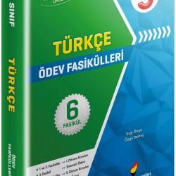Aydın Yayınları 5. Sınıf Türkçe Ödev Fasikülleri