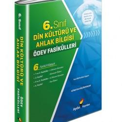 Aydın Yayınları 6. Sınıf Din Kültürü ve Ahlak Bilgisi Ödev Fasikülleri