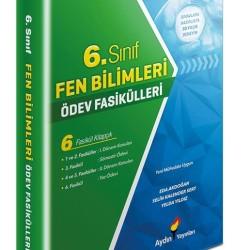 Aydın Yayınları 6. Sınıf Fen Bilimleri Ödev Fasikülleri