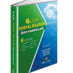 Aydın Yayınları 6. Sınıf Sosyal Bilgiler Ödev Fasikülleri