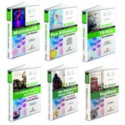 Aydın Yayınları 8. Sınıf Soru Bankası Seti 6 Kitap