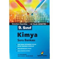 Aydın Yayınları 9. Sınıf Kimya Soru Bankası