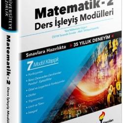 Aydın Yayınları AYT Matematik - 2 Ders İşleyiş Modülleri